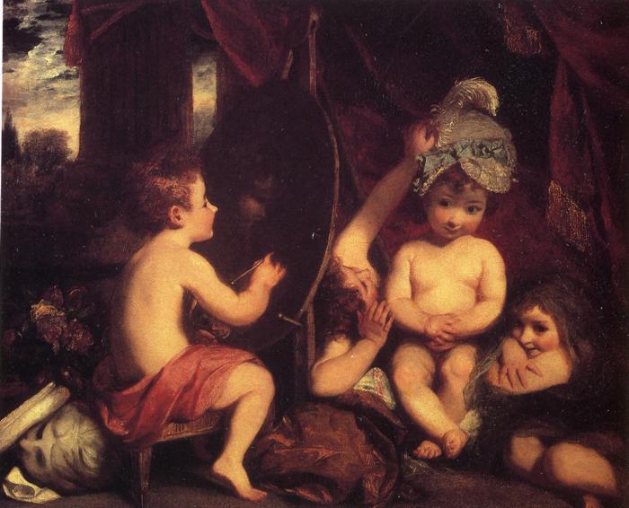 The Infant Academy - Joshua Reynolds