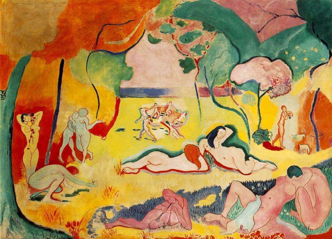 The Joy of Life  - Henri Matisse