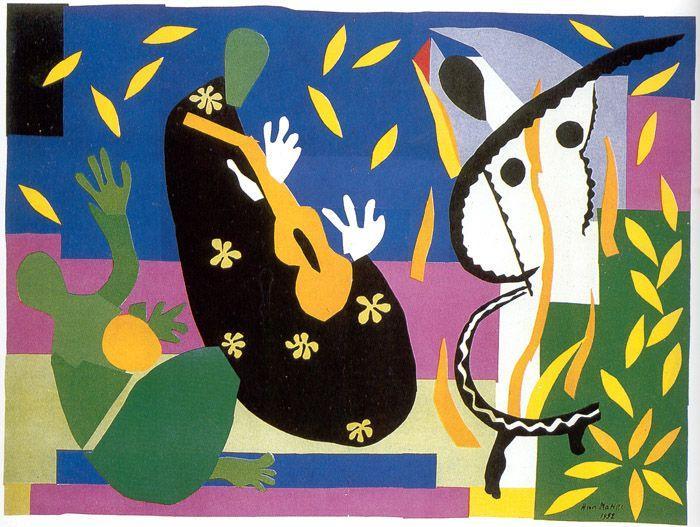 The King's Sadness - Henri Matisse