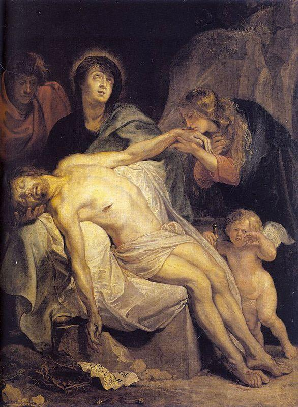 The Lamentation - Anthony van Dyck