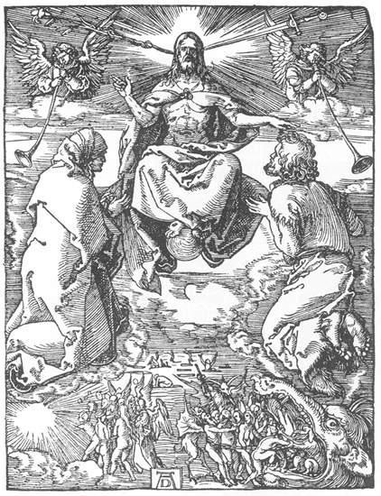 The Last Judgment - Albrecht Durer