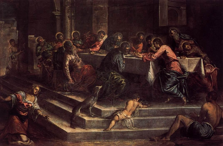 The Last Supper - Aleksey Antropov