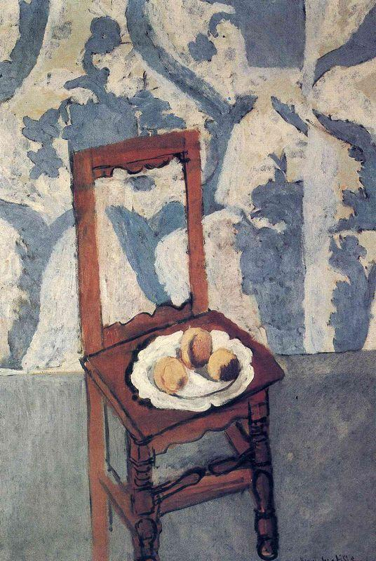 The Lorrain Chair - Henri Matisse