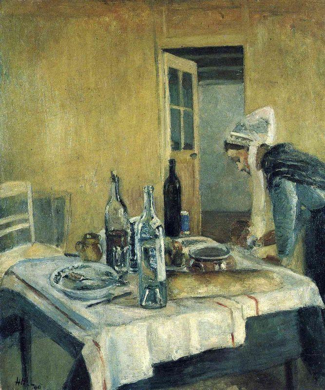 The Maid - Henri Matisse