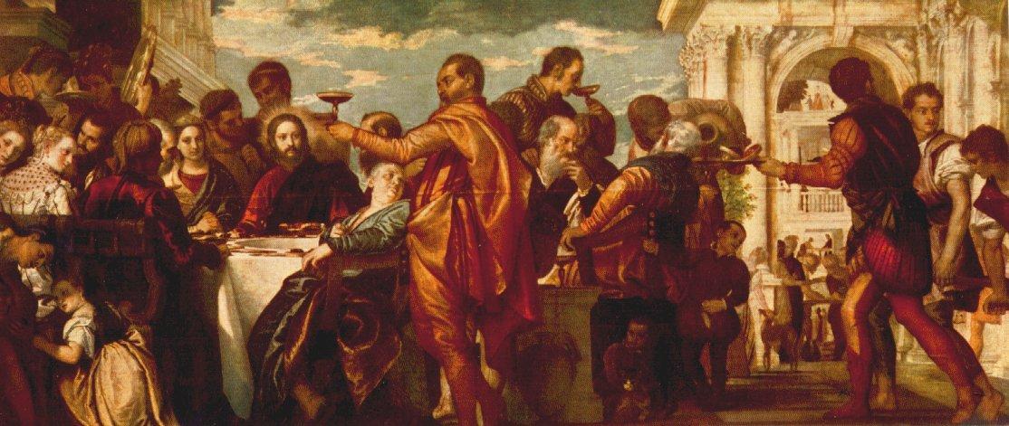 The Marriage at Cana - Gerard David