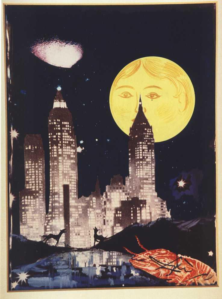 The Moon - Salvador Dali