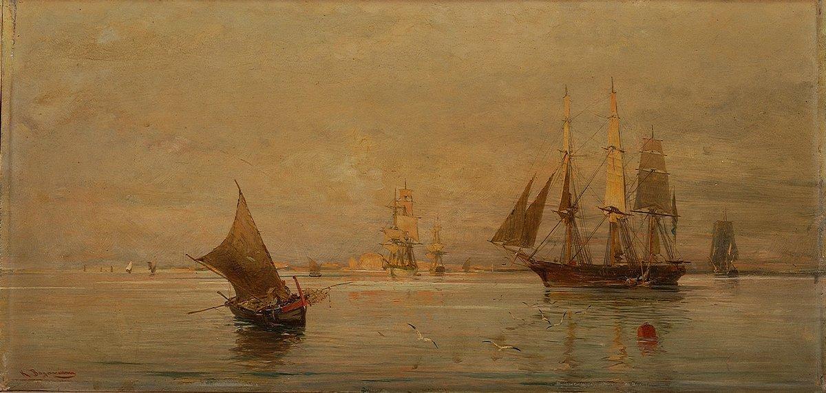 The morning catch - Konstantinos Volanakis