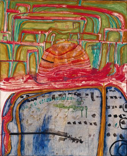398 The Mosque - Friedensreich Hundertwasser