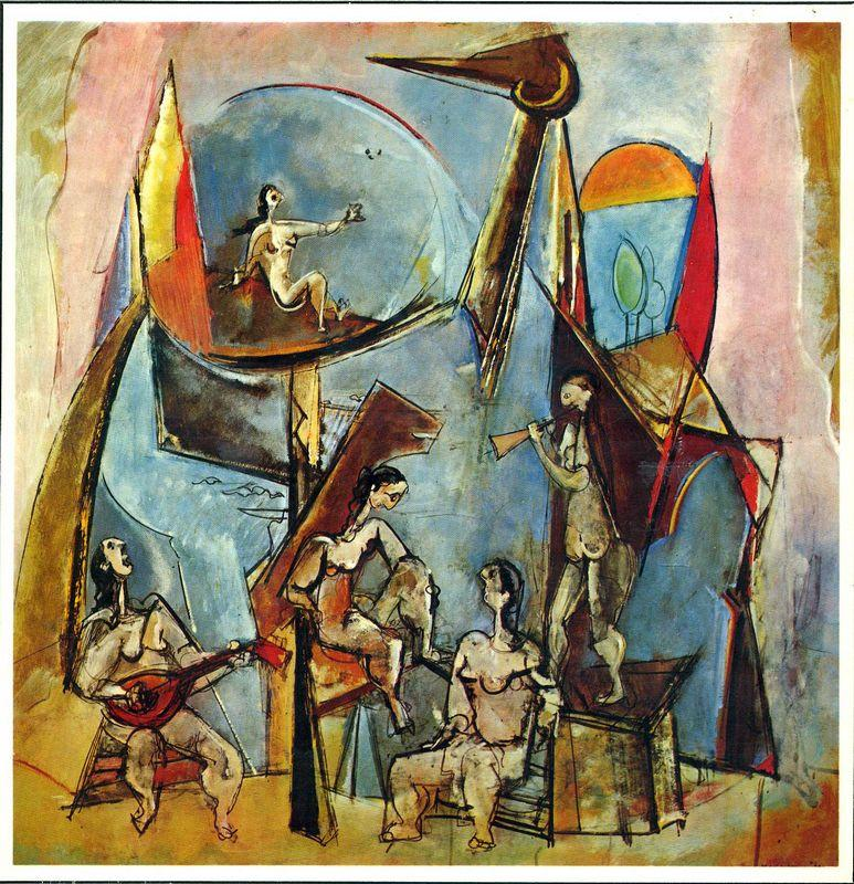 The Muses - Max Weber