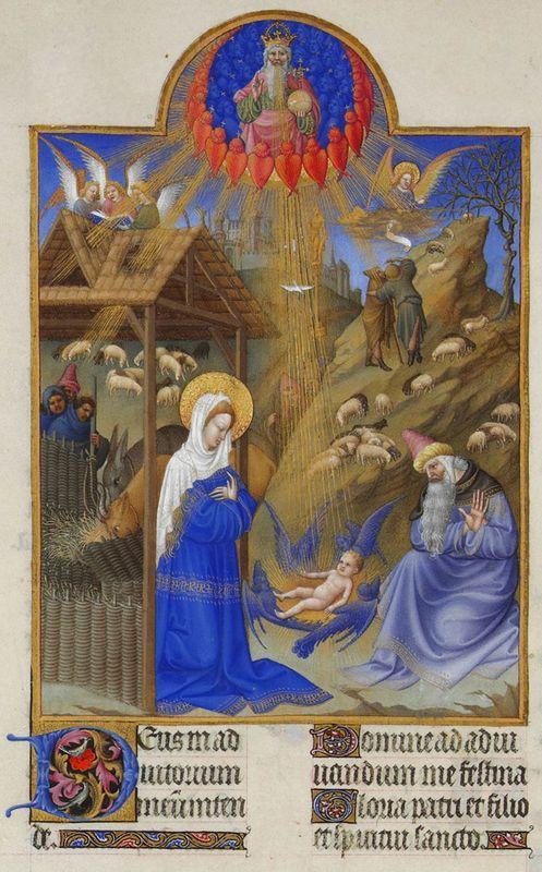 The Nativity - El Greco