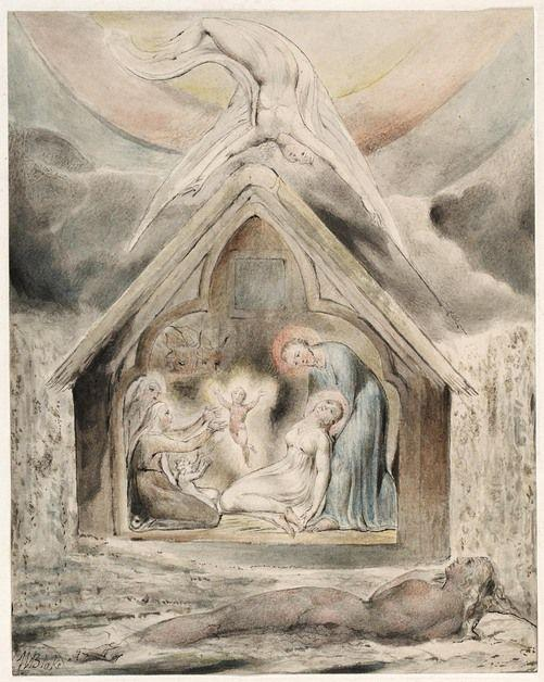 The Night of Peace - William Blake