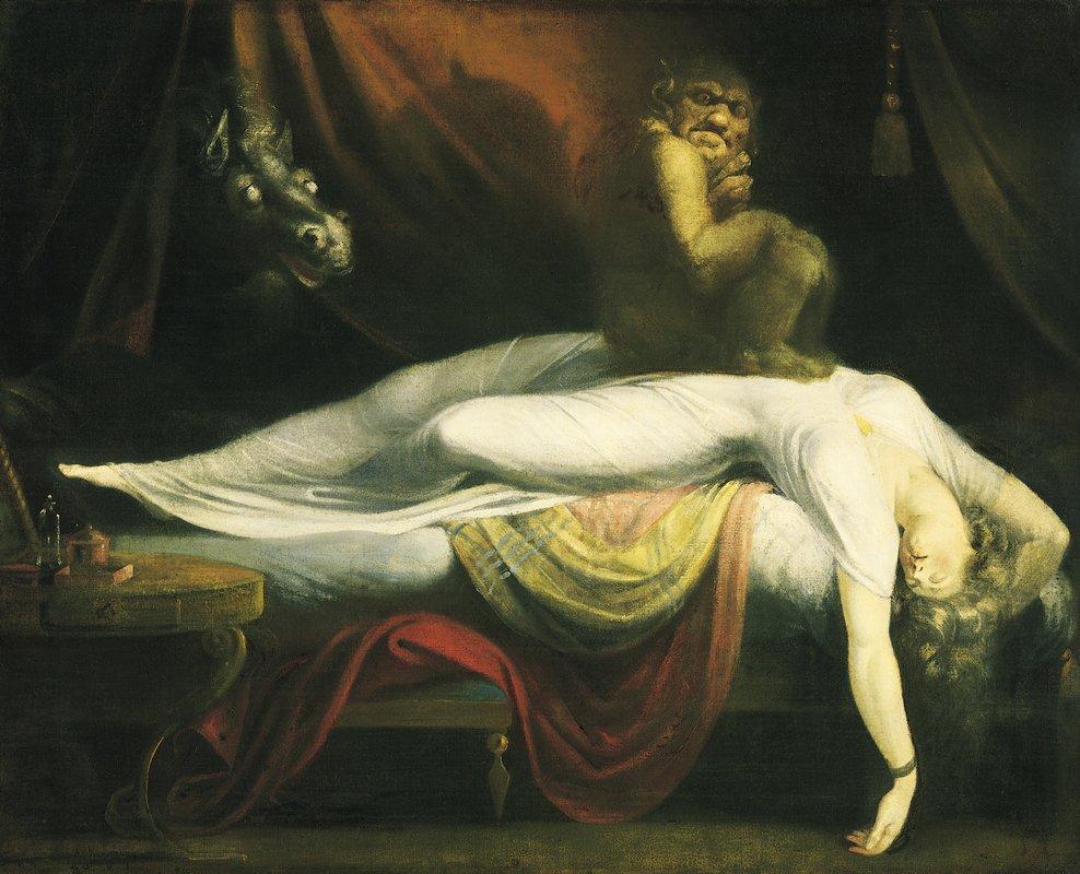 The Nightmare - Henry Fuseli