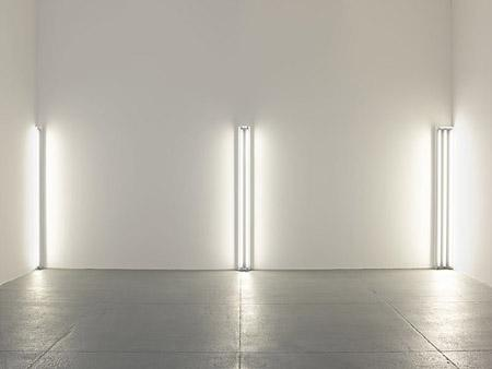 The nominal three (to William of Ockham) - Dan Flavin