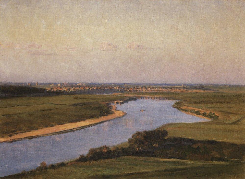 The Northern Dvina - Vasily Vereshchagin