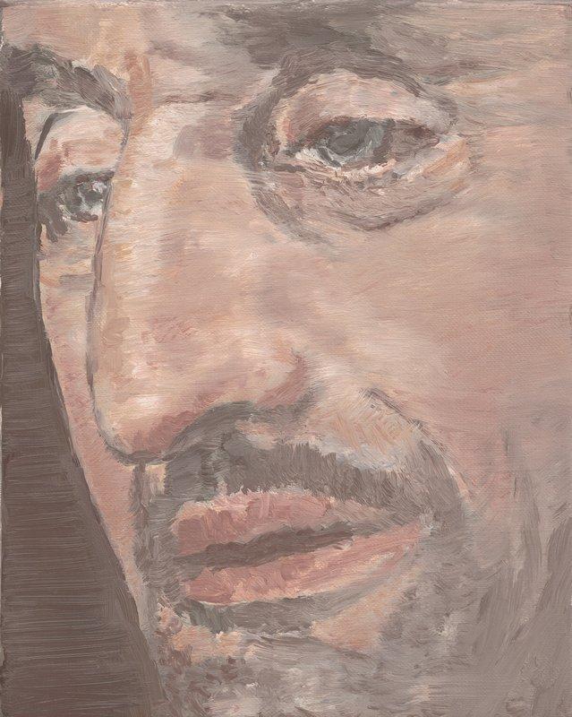 The Nose - Luc Tuymans