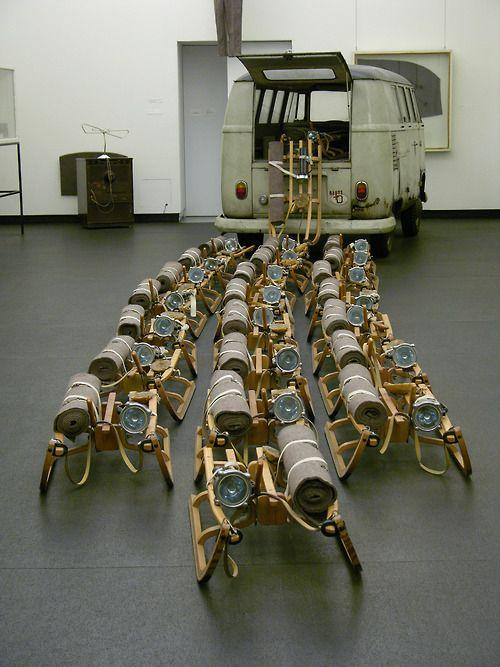 The Pack - Joseph Beuys