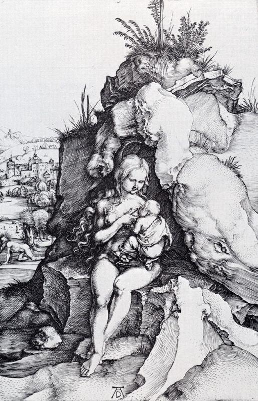 The Penance Of St. John Chrysostom - Albrecht Durer