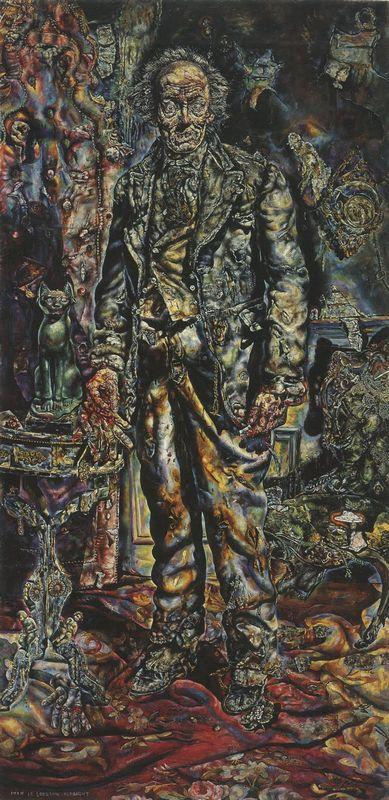 The Picture of Dorian Gray - Ivan Albright