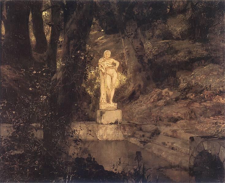 The Pond Fauna - Henryk Siemiradzki