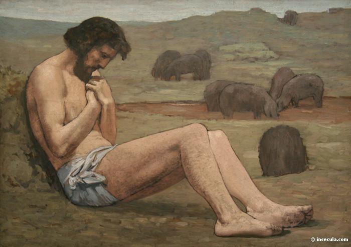 The Prodigal Son - Gabriel Metsu