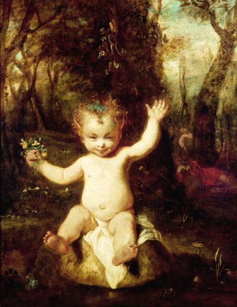 The Puck - Joshua Reynolds