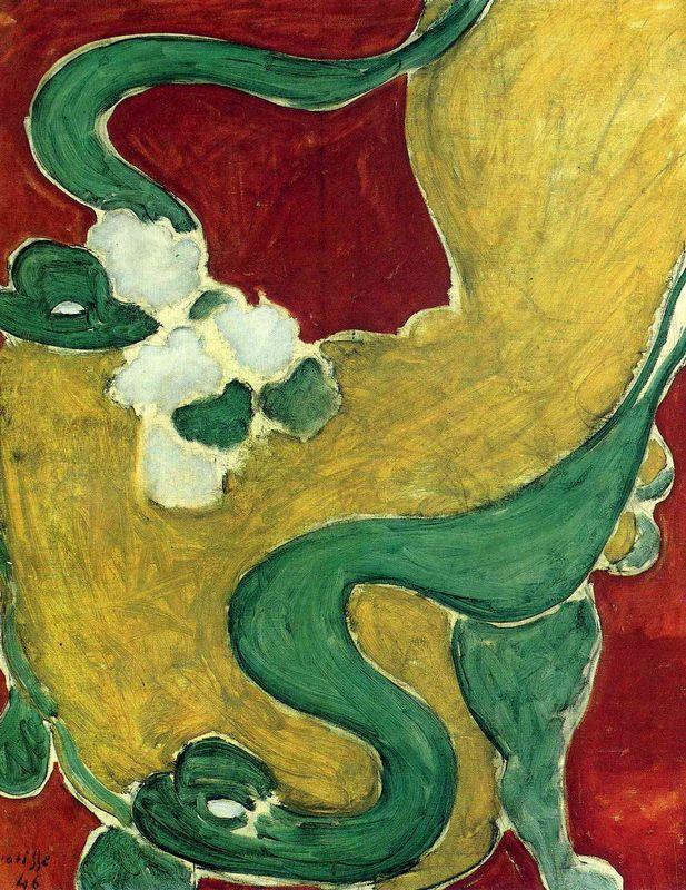 The Racaille Chair - Henri Matisse