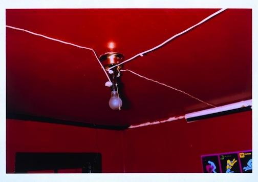 The Red Ceiling (Greenwood, Mississippi) - William Eggleston