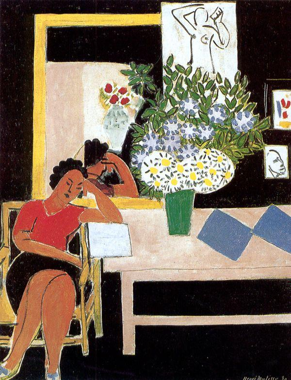 The Red Table - Henri Matisse