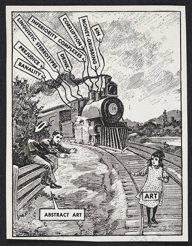 The rescue of art - Ad Reinhardt