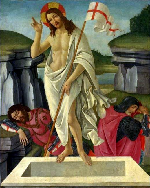 The Resurrection - Piero della Francesca
