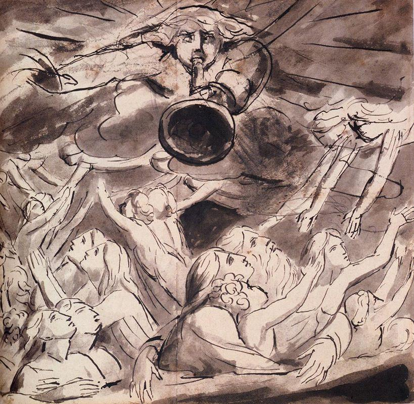 The Resurrection - Konstantinos Parthenis