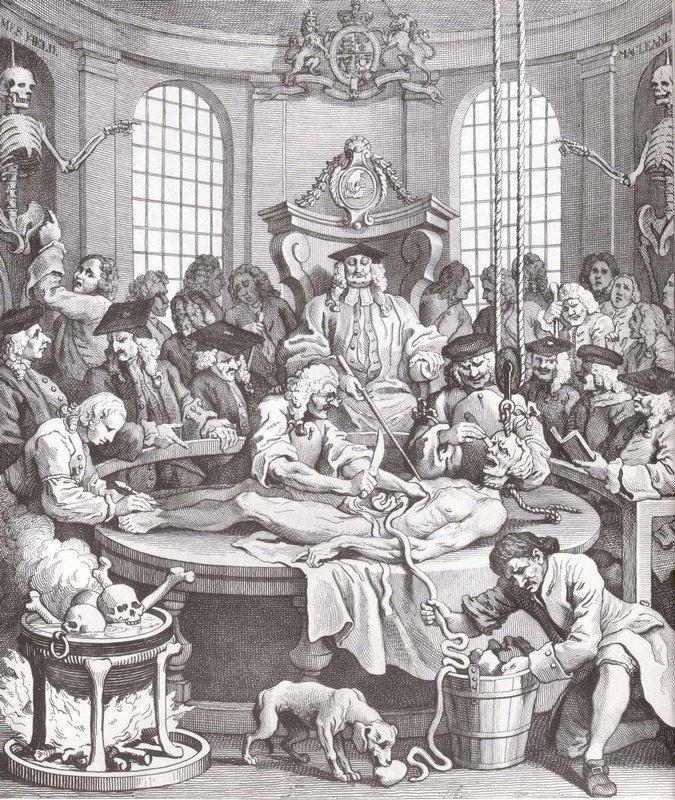 The Reward of Cruelty - William Hogarth