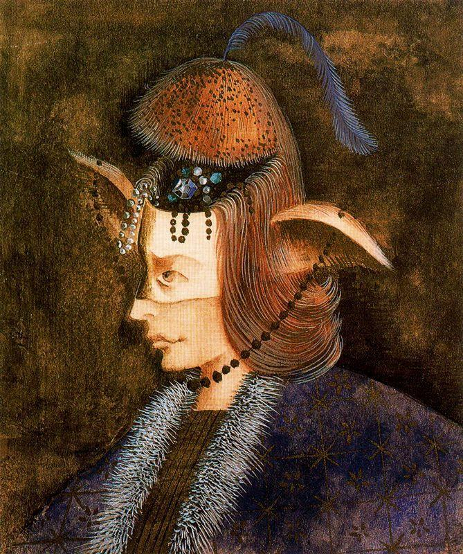 The rich - Remedios Varo
