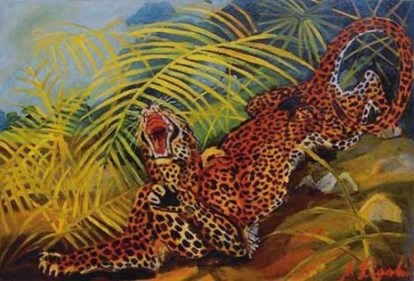 The roar - Antonio Ligabue