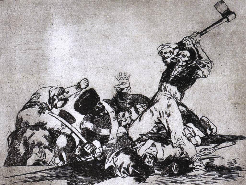 The same - Francisco Goya