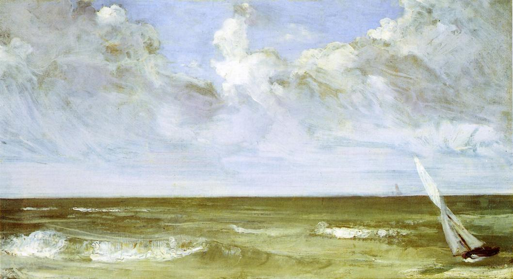 The sea - Arnold Bocklin