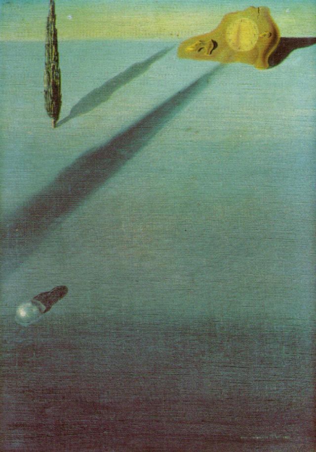 The Sense of Speed - Salvador Dali