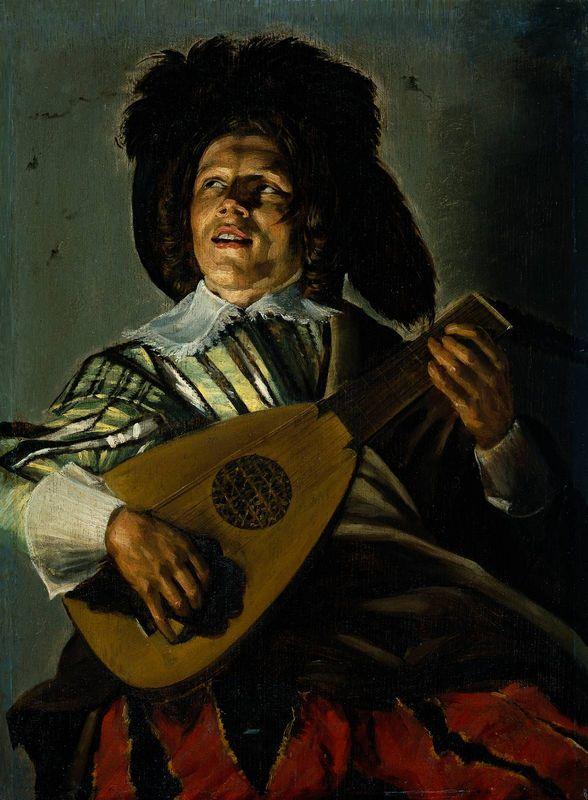 The serenade - Judith Leyster