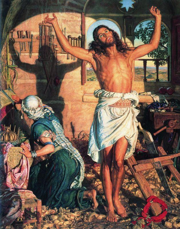 The Shadow of Death - William Holman Hunt