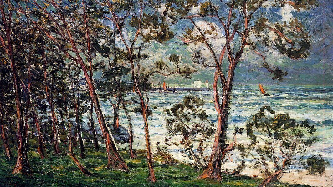 The Shore at Duarnenez - Maxime Maufra