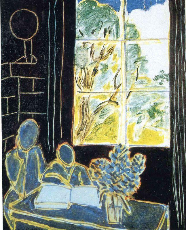 The Silence that Lives in Houses - Henri Matisse