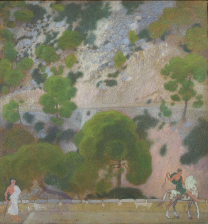 The Slope - Konstantinos Parthenis