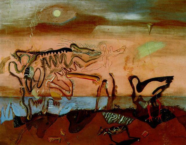 The Spectral Cow - Salvador Dali