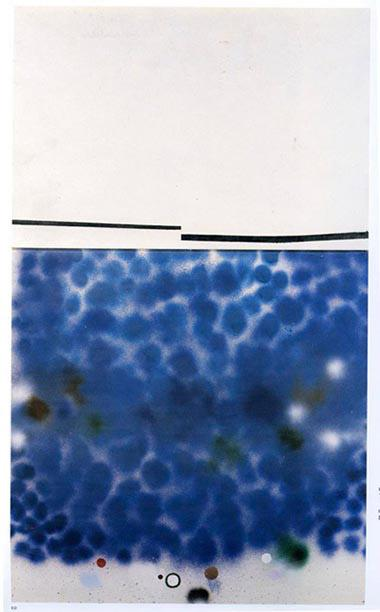 The Starry Night - Victor Pasmore