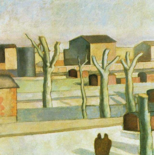 The Station at Figueras - Salvador Dali