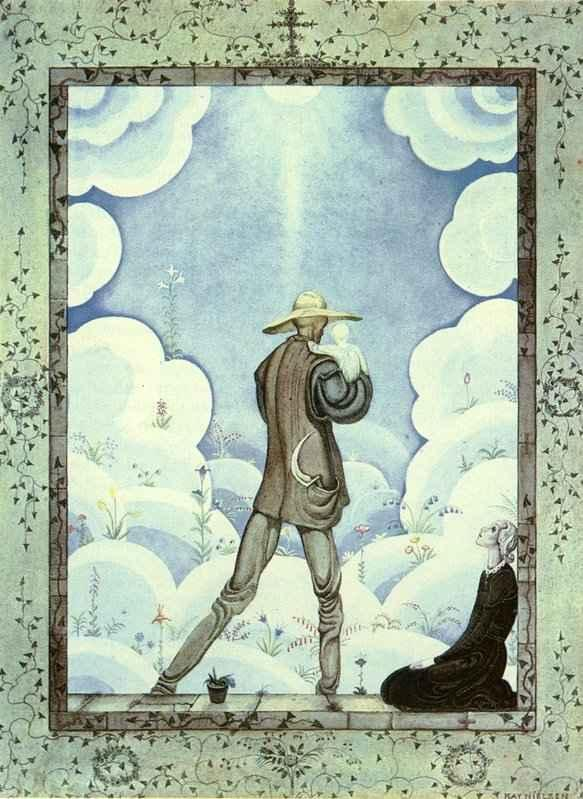 The Story of a Mother - Kay Nielsen