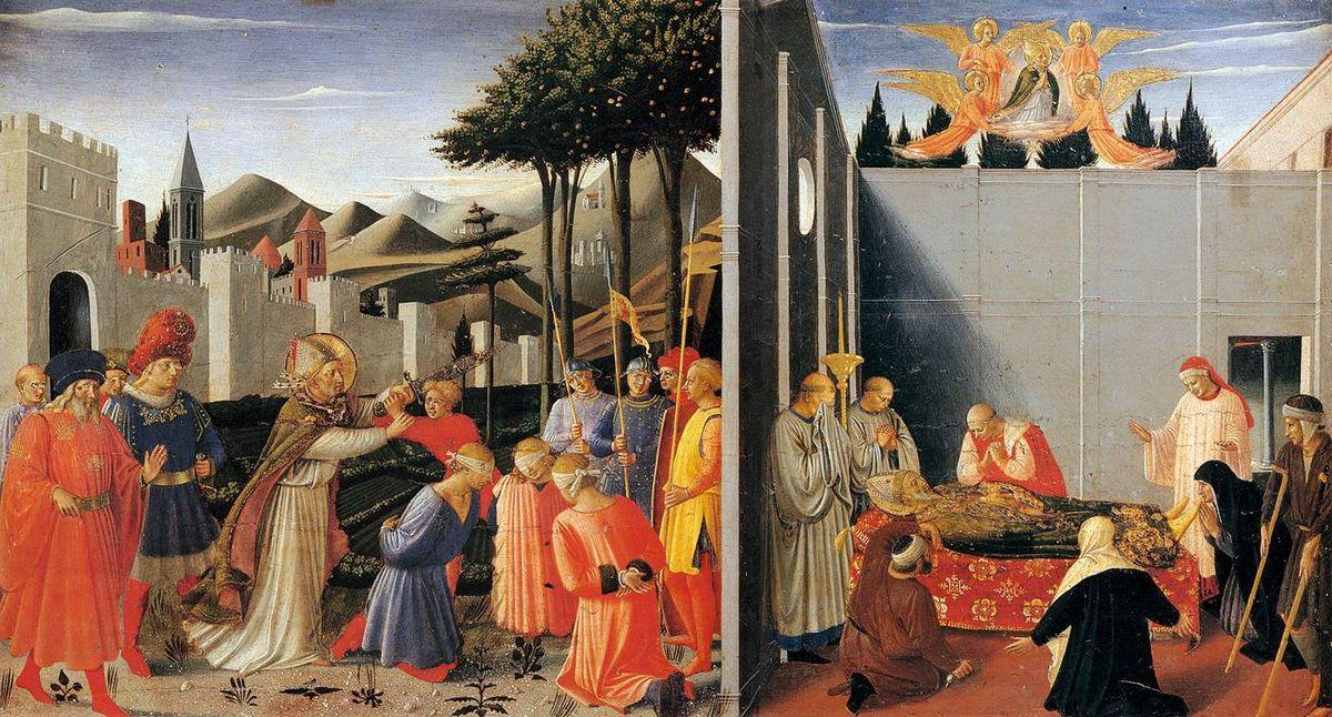 The Story of St. Nicholas - Fra Angelico