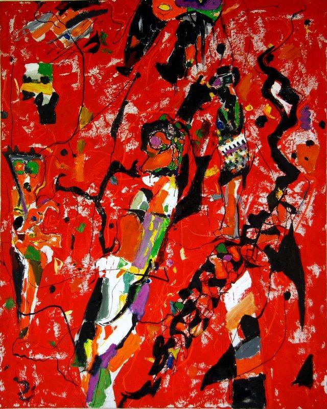 The Street - Romul Nutiu
