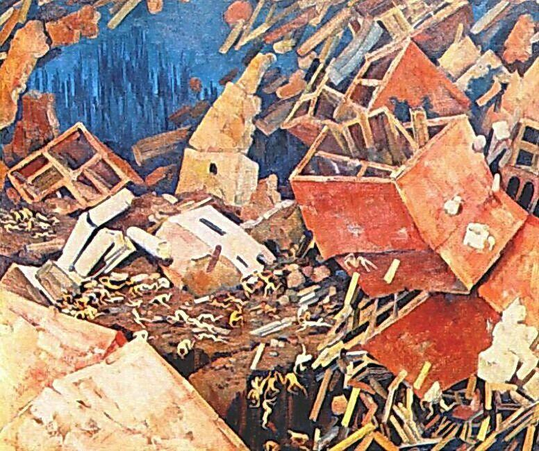 The Symphony of Action - Konstantin Yuon