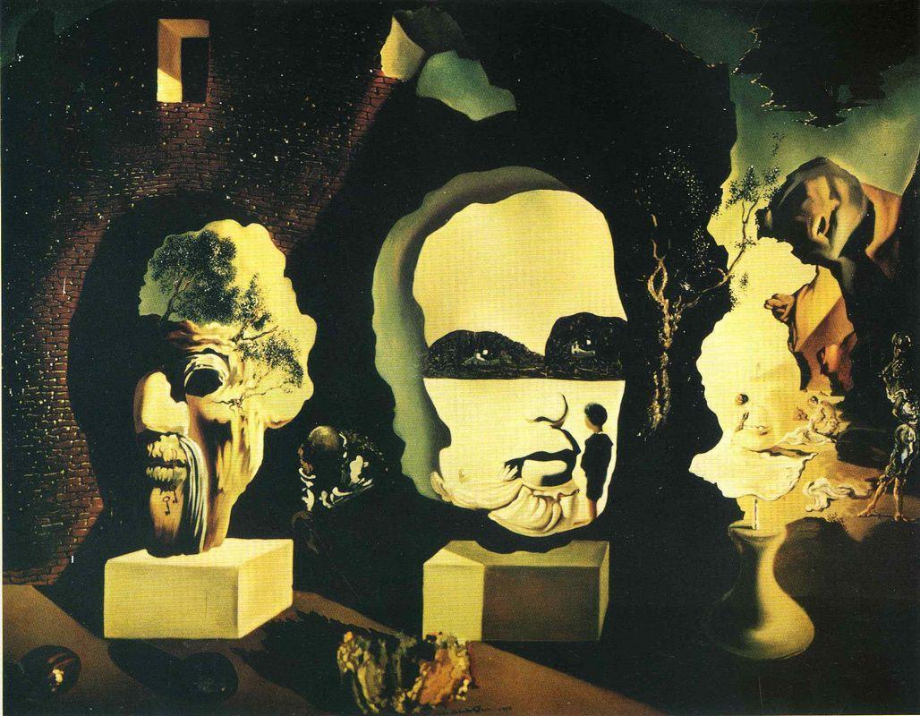The Three Ages - Salvador Dali